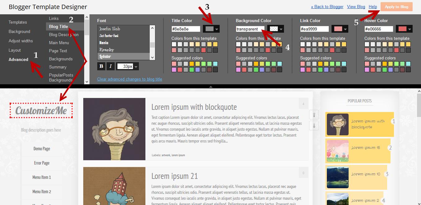Techclient Demo2 Ecommerce Blogger Template - BHIM